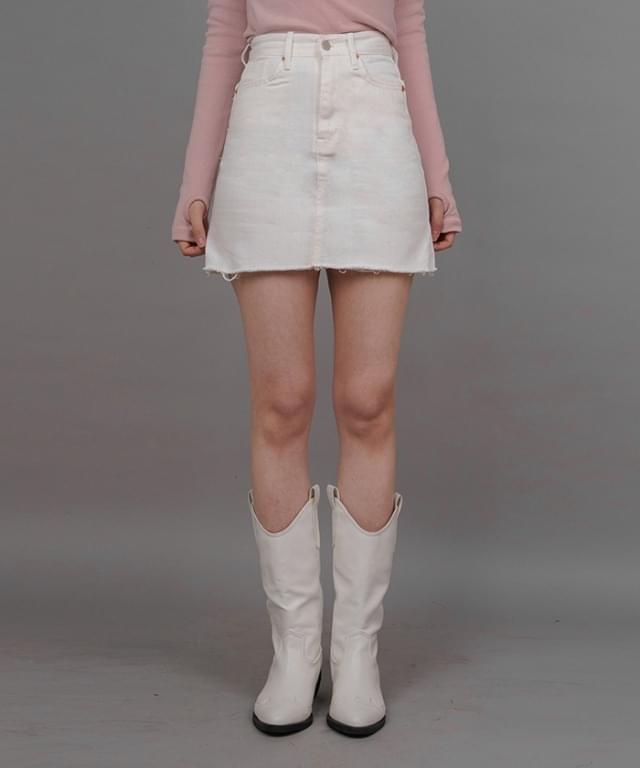 Seredan daily cotton mini skirt
