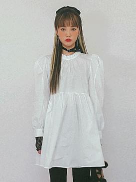 Frill randy mini dress 洋裝