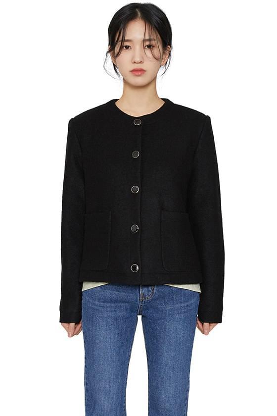 Volo standard no-collar jacket