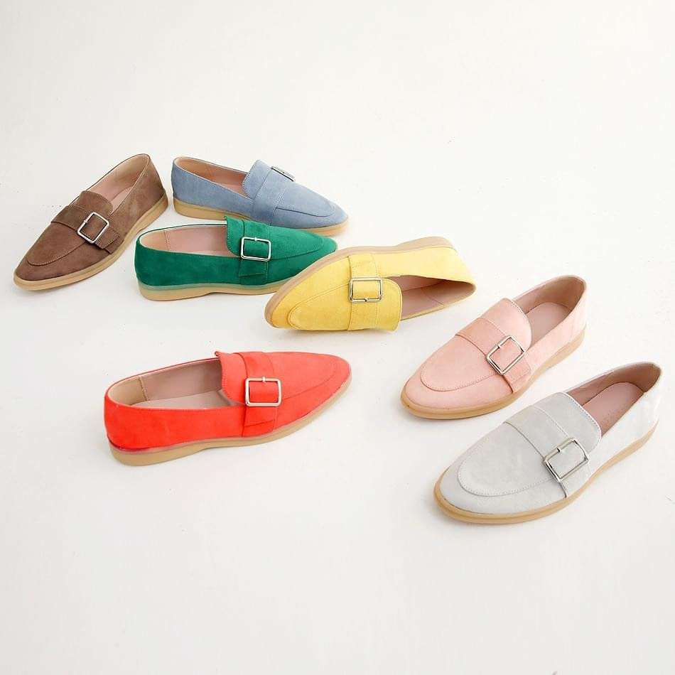 First, life loafers 2 cm