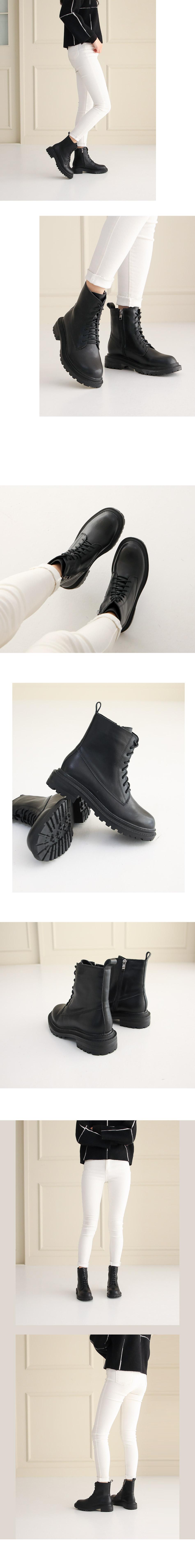 Zcoel Leather Walker 4cm