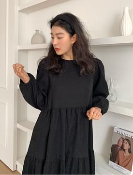 Madeleine Kangkang Long Dress 洋裝