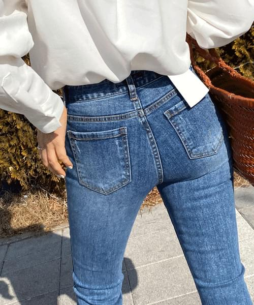 Moment Spandex Flared Jeans