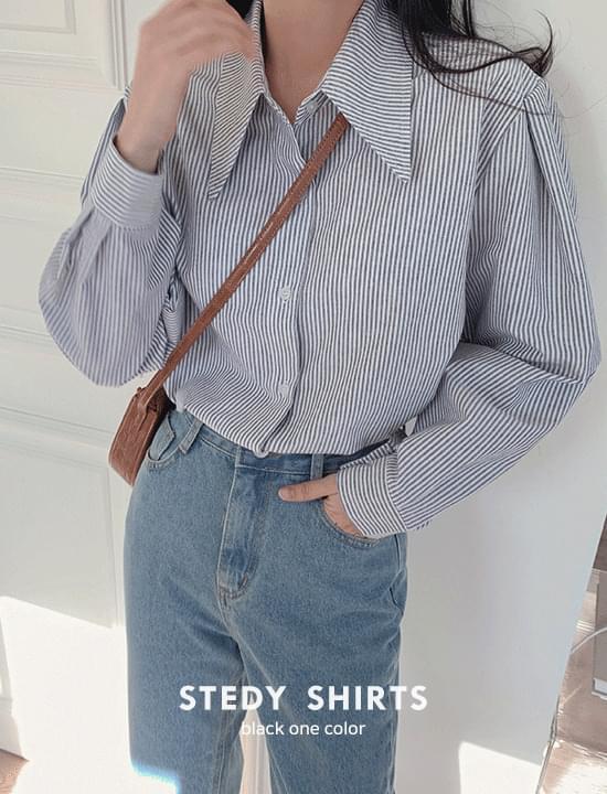 Steady striped shirt