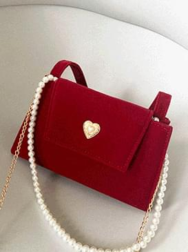 Heart Vera Tote & Cross Bag トートバッグ