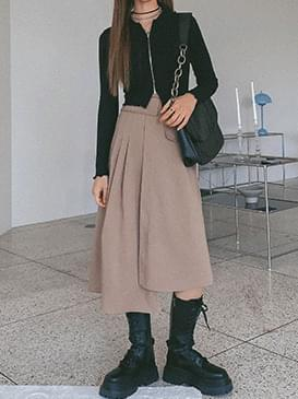 Unfooted To You Long Skirt スカート