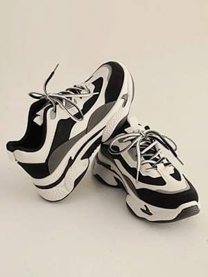 Innerf Ugly sneakers 5cm
