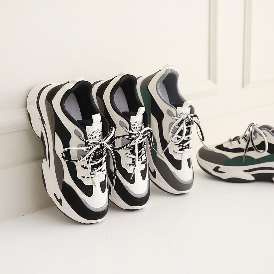 Innerf Ugly sneakers 5cm スニーカー