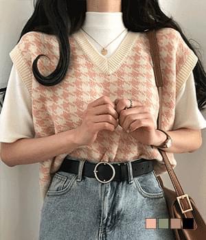 Robin Chidori overfit vest