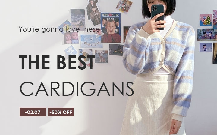 You're gonna love these - Cardigans