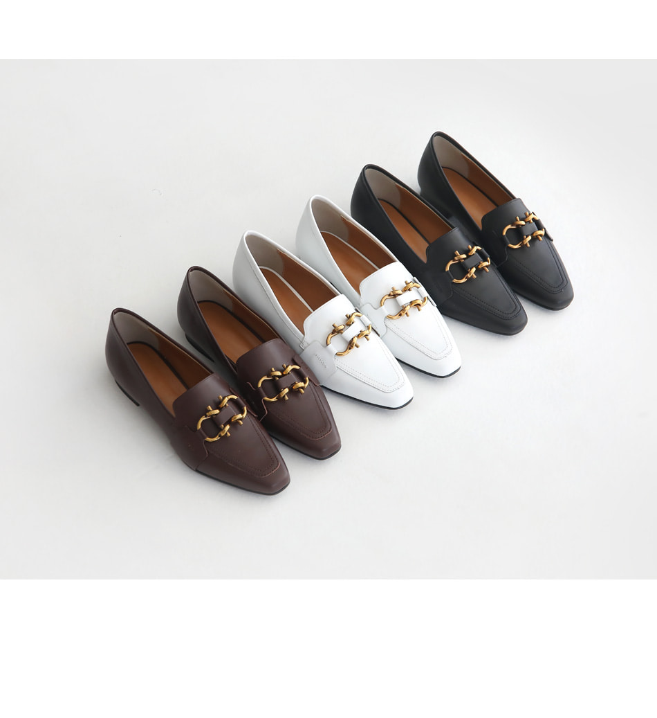 Botteb leather loafers 1 cm