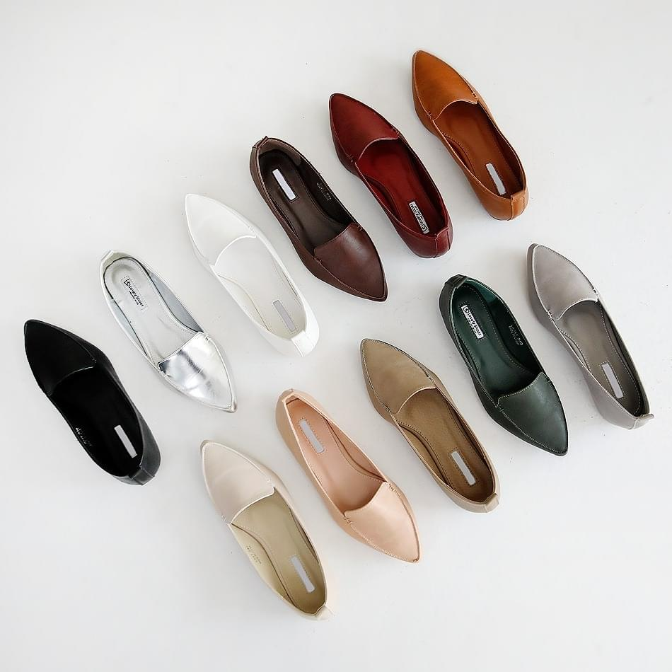 Cotis Flat Shoes 1cm