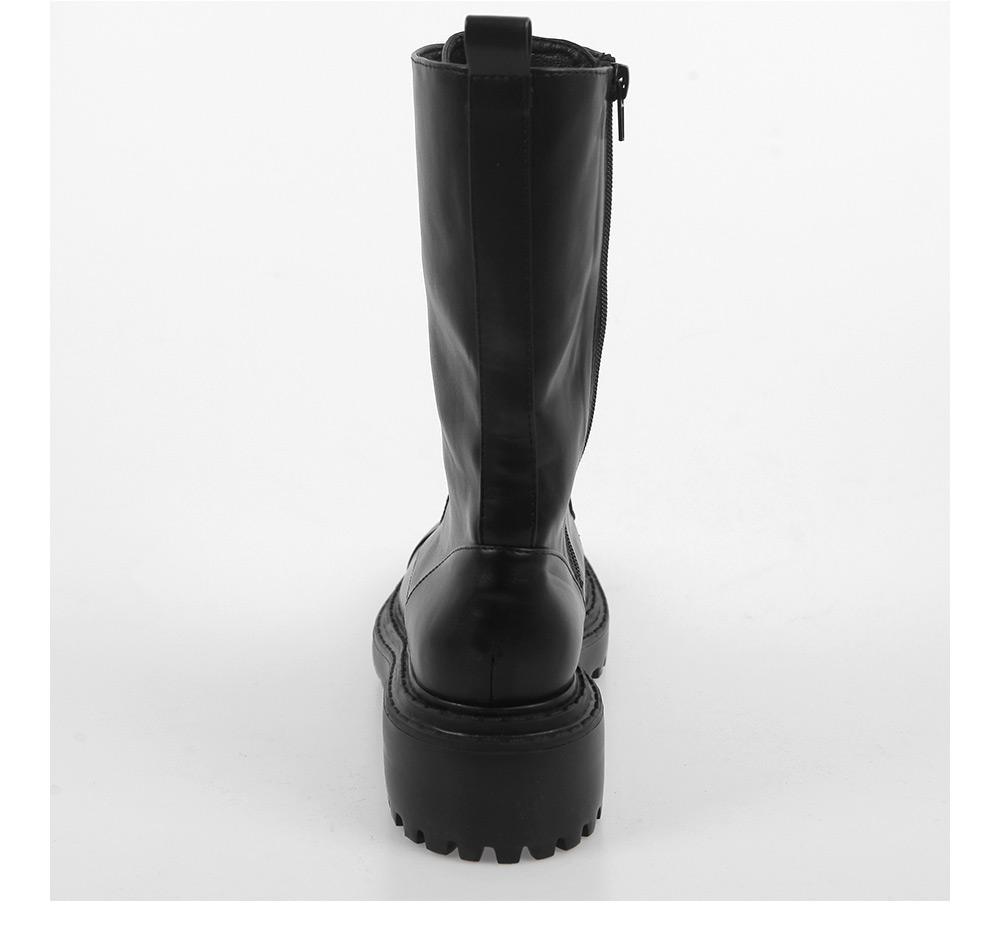Street Middle Walker Boots