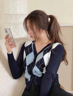 Jenny Argyle pattern cardigan_Shipment after March 2nd
