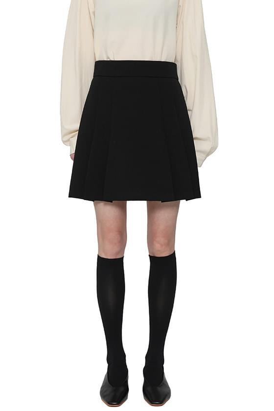 Kinder mini pleated skirt