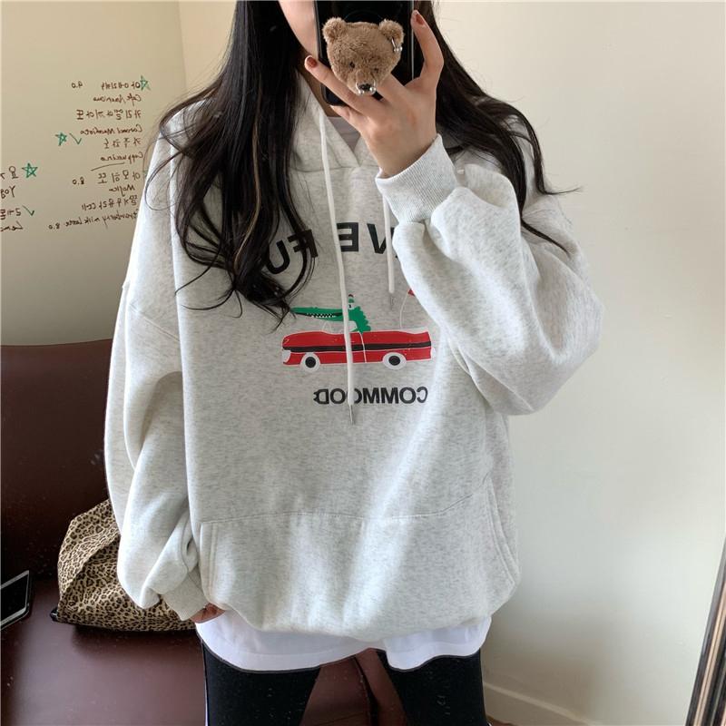 mh2689 crocker print hoodie
