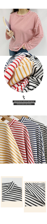 Someone striped T-shirt
