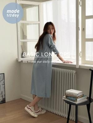 ID Daily Long Dress