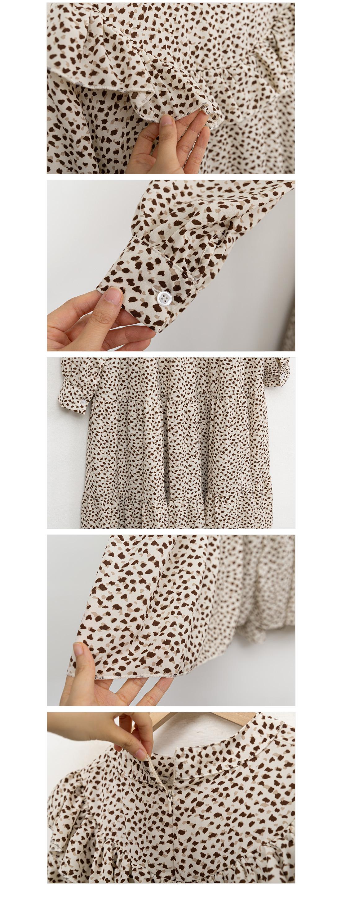 Dezzle Frill Cancan Dress #37826