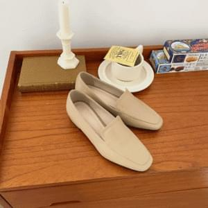 Daily Square Loafers 2cm
