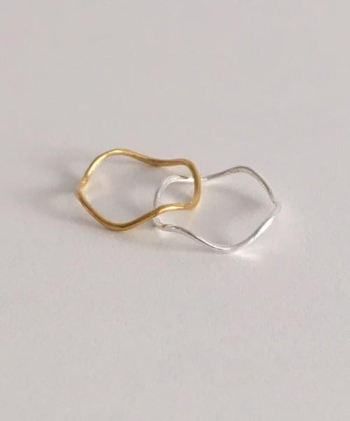 curl ring 戒指