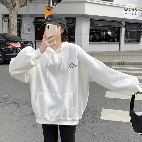 mh2705 color loose Loose-fit hoodie (Delayed delivery)