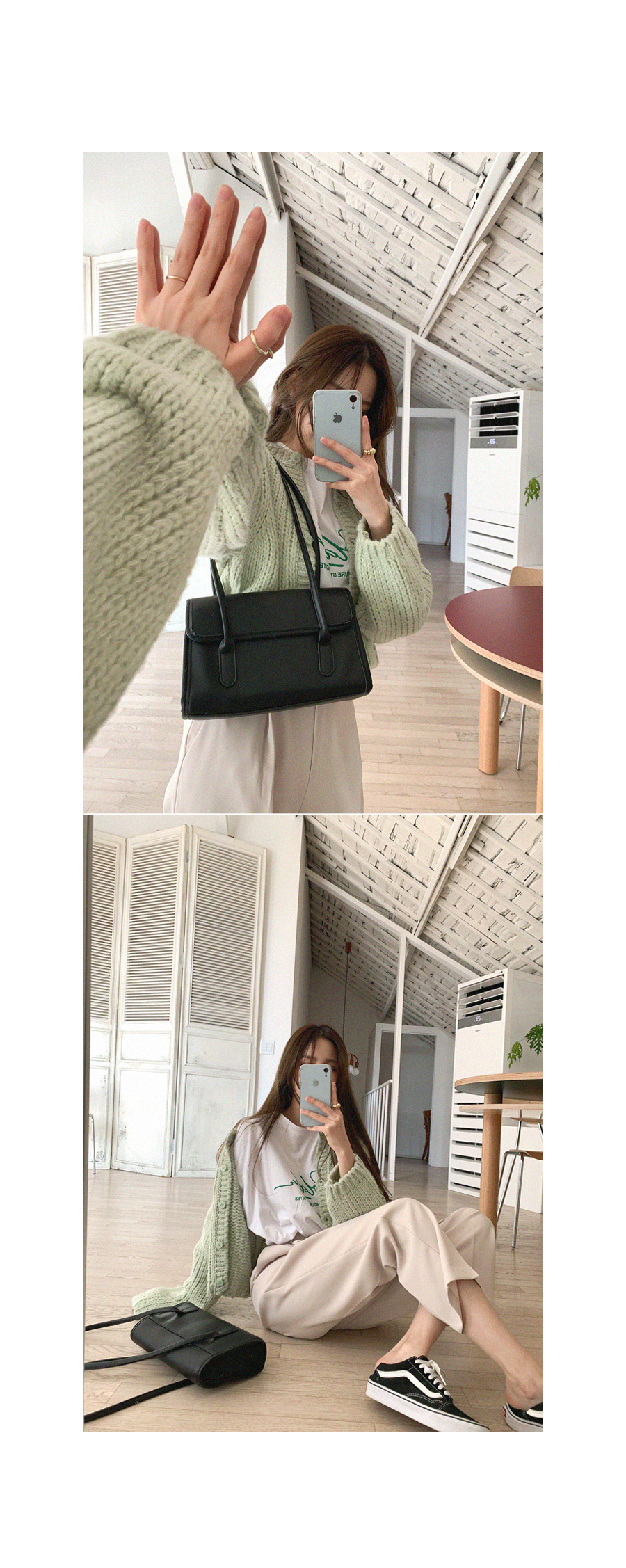 Her Choice Square Bag