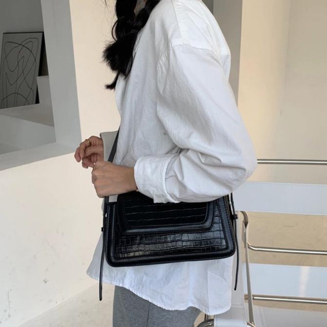 Blanche Simple Casual Fashion Shoulder Bag