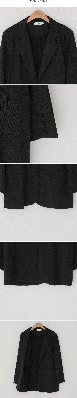 Modern Classic Overfit Jacket