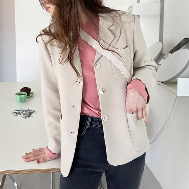 Kebi basic tailored jacket