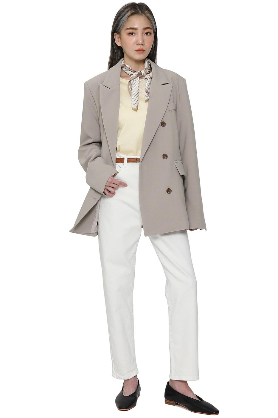Alvin double blazer