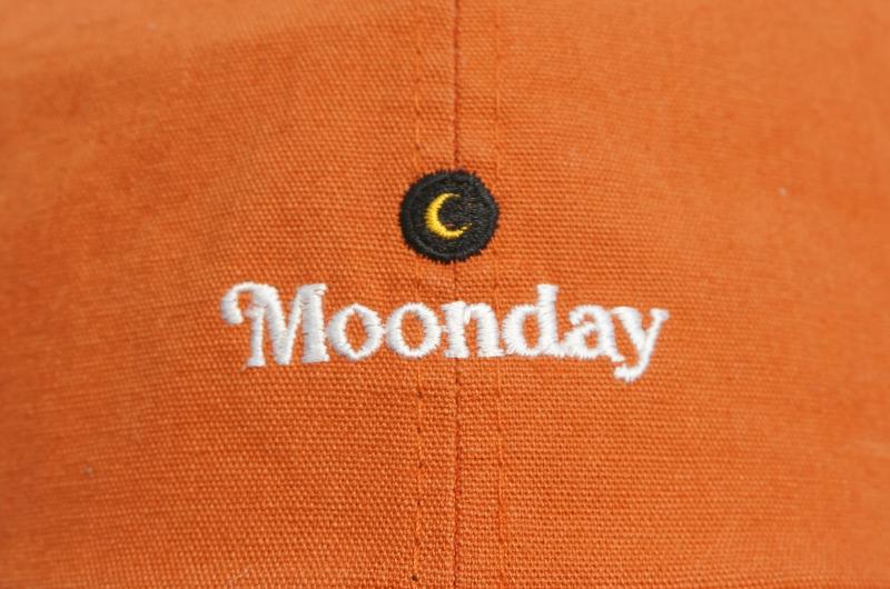 Moonday Faded Ball Cap