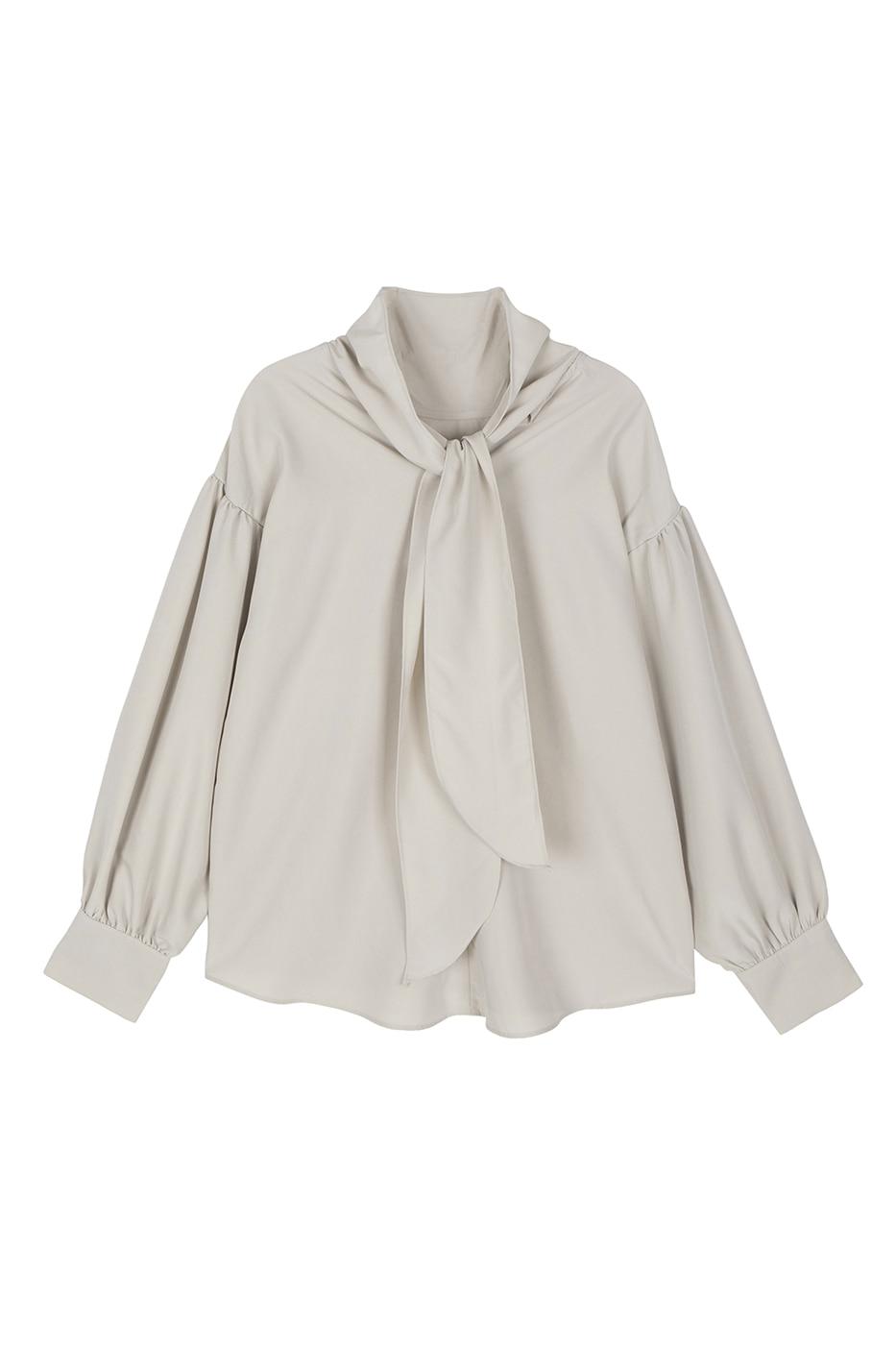 Rona tie blouse