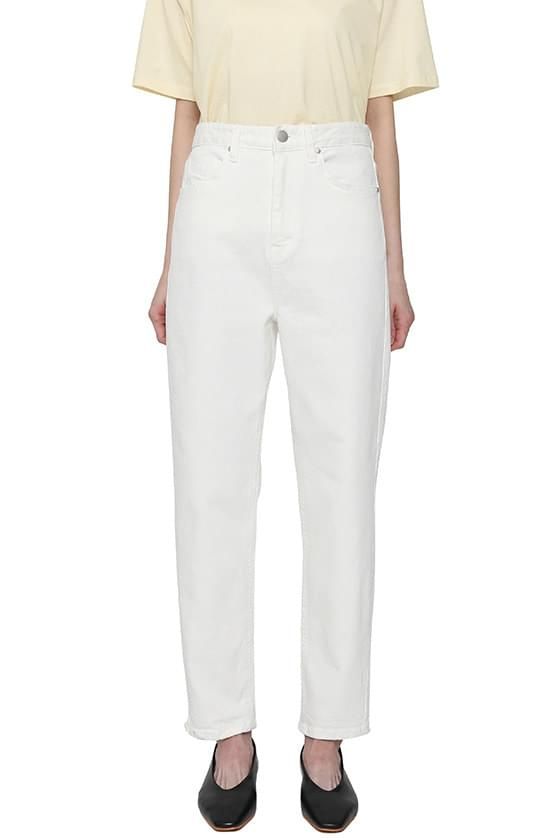 Pannier slim-fit cotton trousers