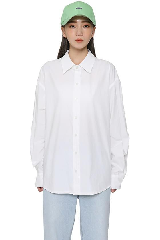 Rotor cotton shirt
