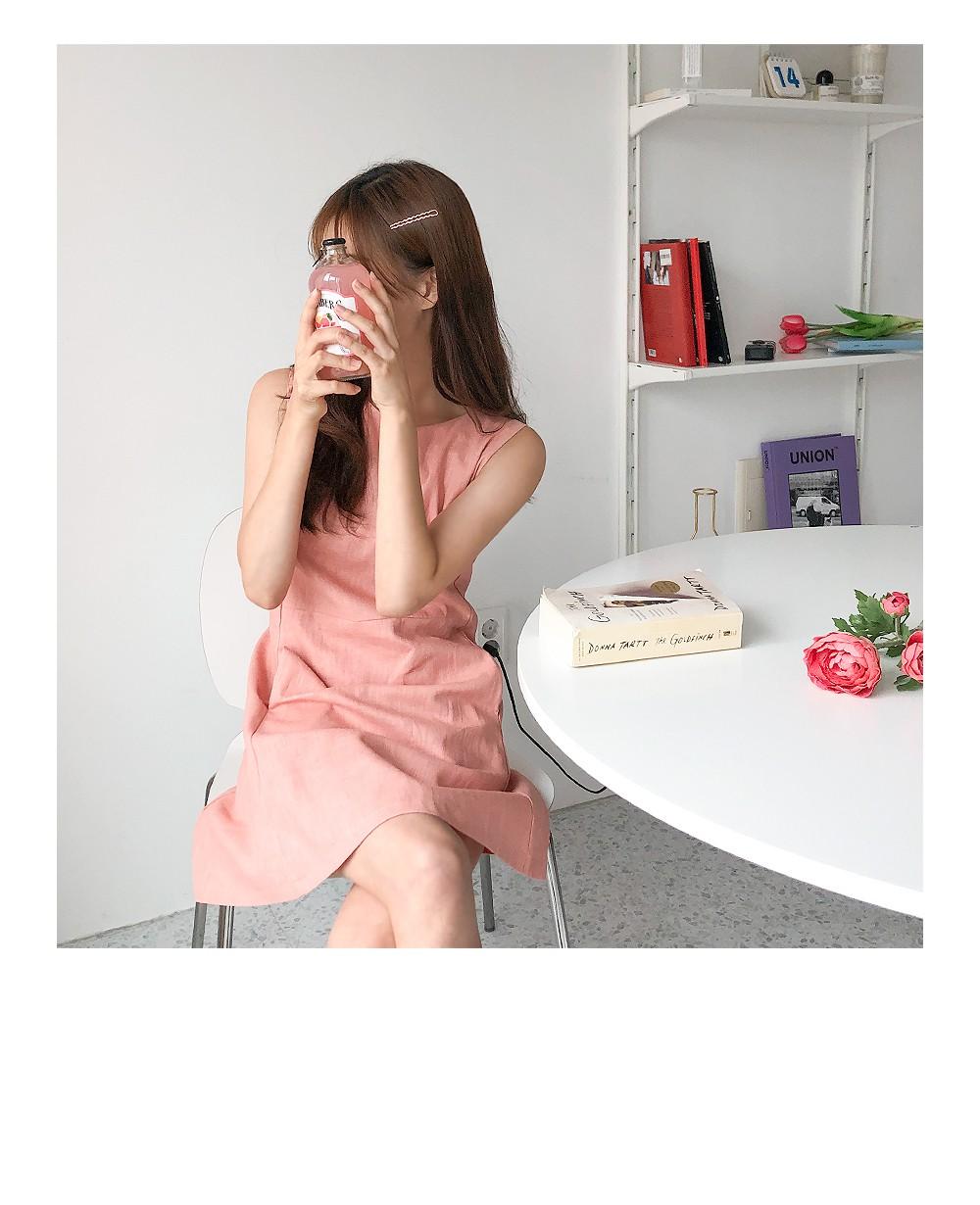 Half price sale Macaroni mini ops linen 40%