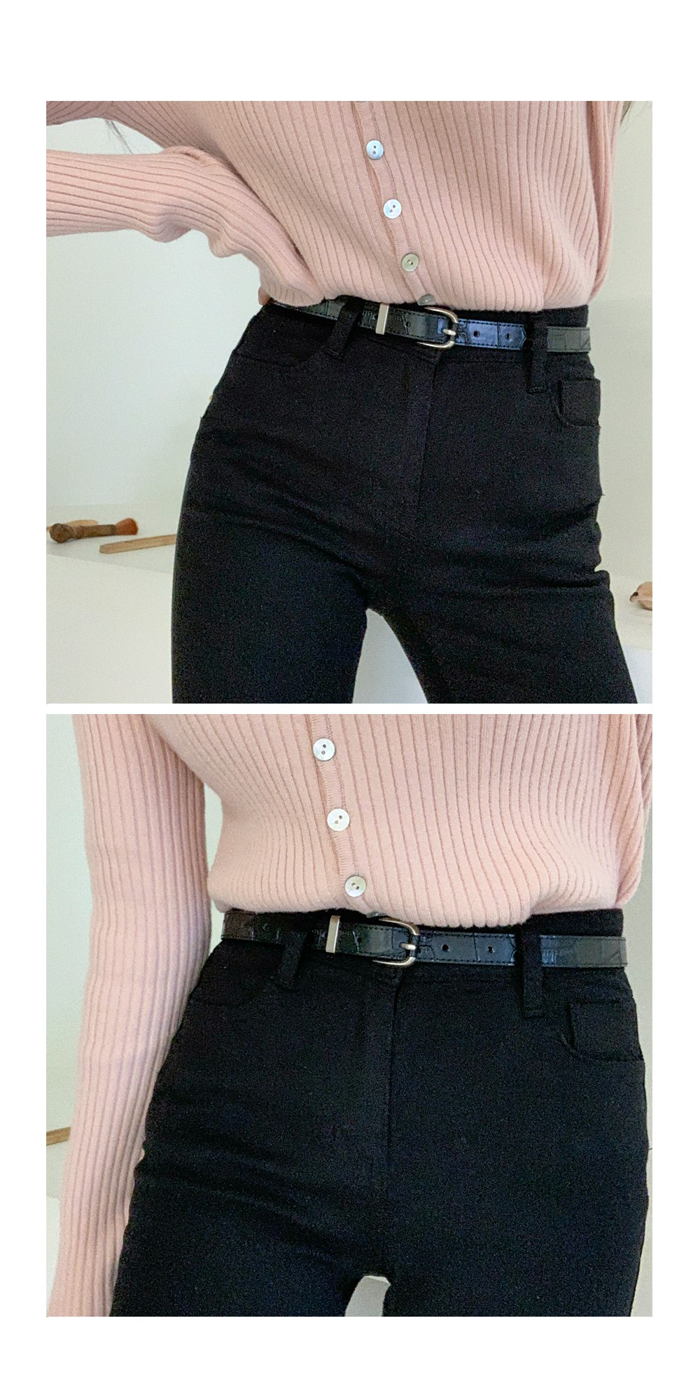 Crocus Slim Belt