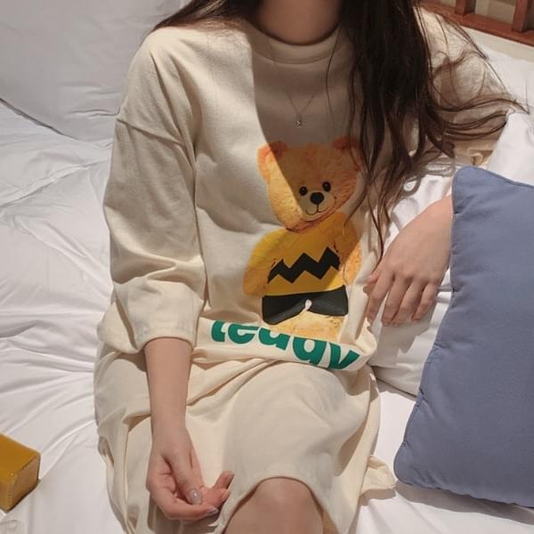Ekib Bear Dress