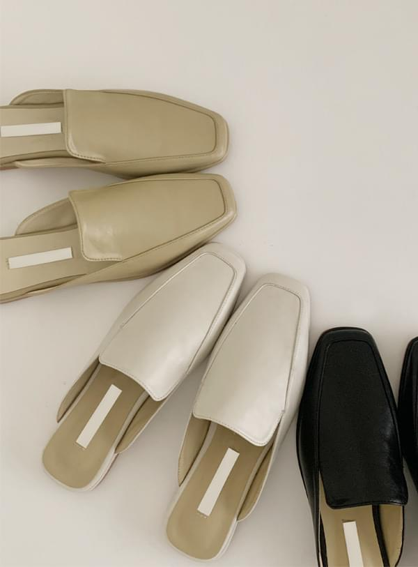 Manon mules shoes ivory 240
