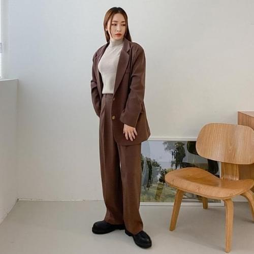 Maureen Real Basic Suit Set