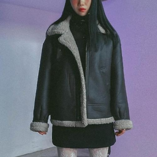 Dumble Dia Leather Shearling