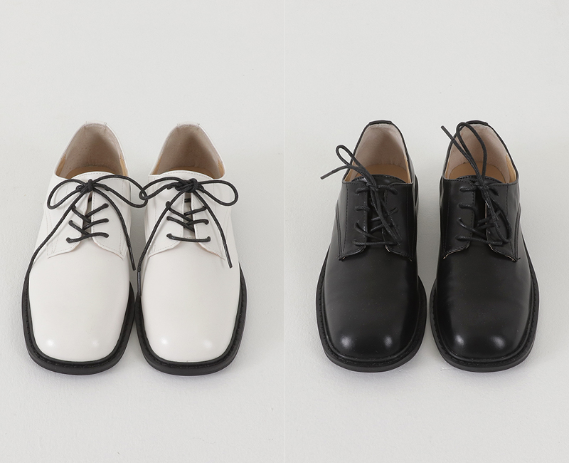 Daily lace-up loafers