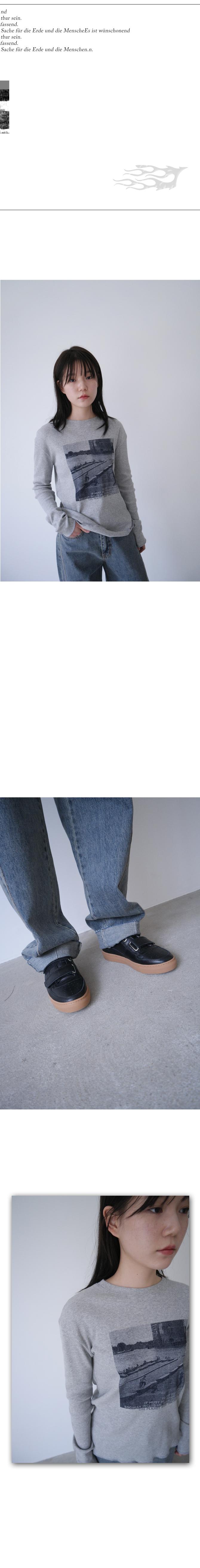 chic oversize jumper