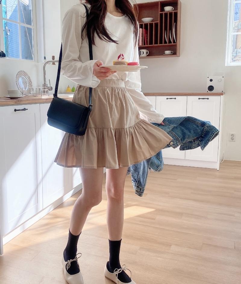 Pudding Kang Skirt