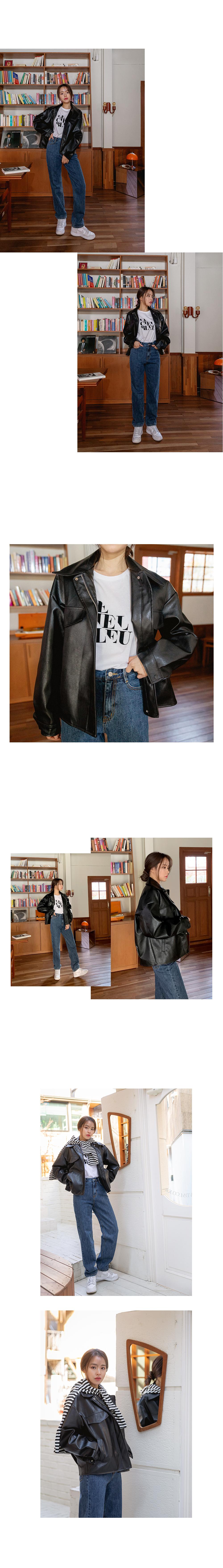 Rodri leather jacket