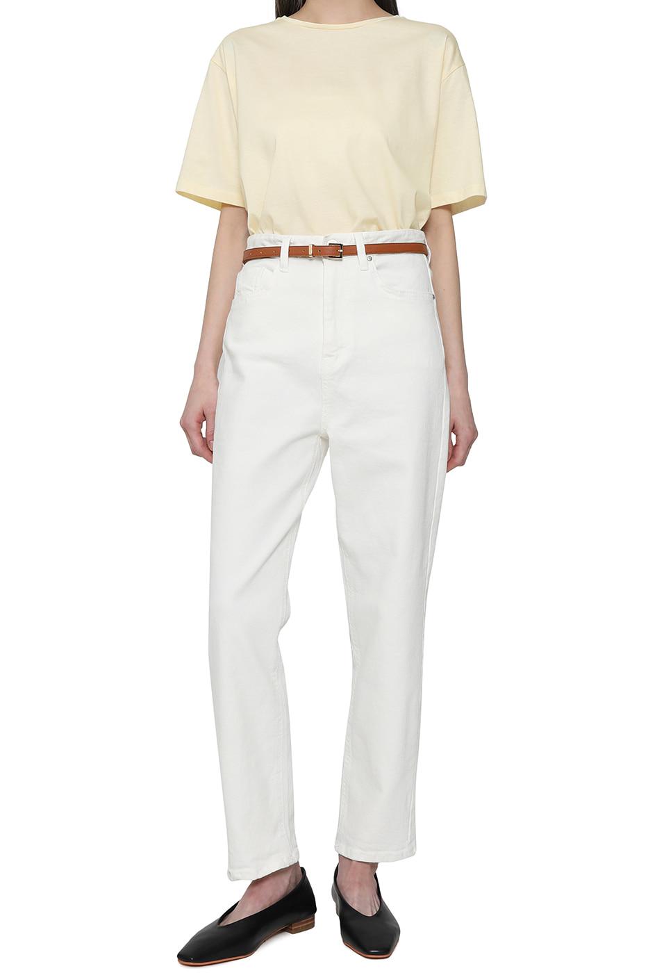 Supima cotton standard short sleeve T-shirt