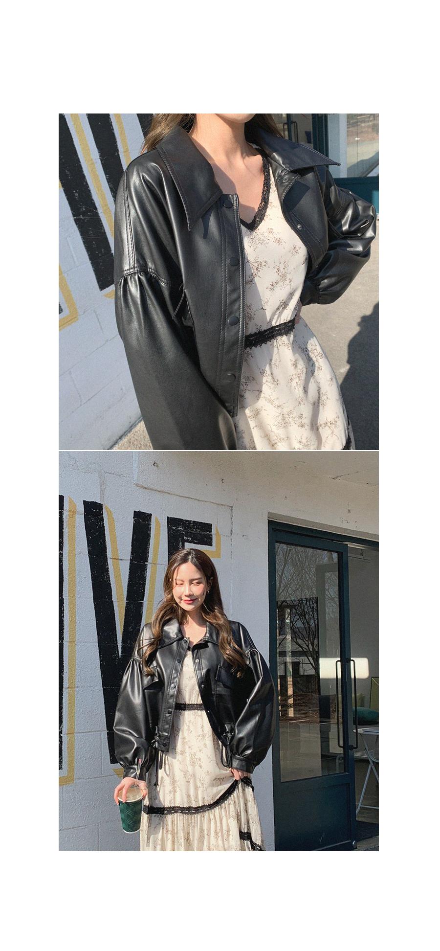 Chic attractive rider jacket
