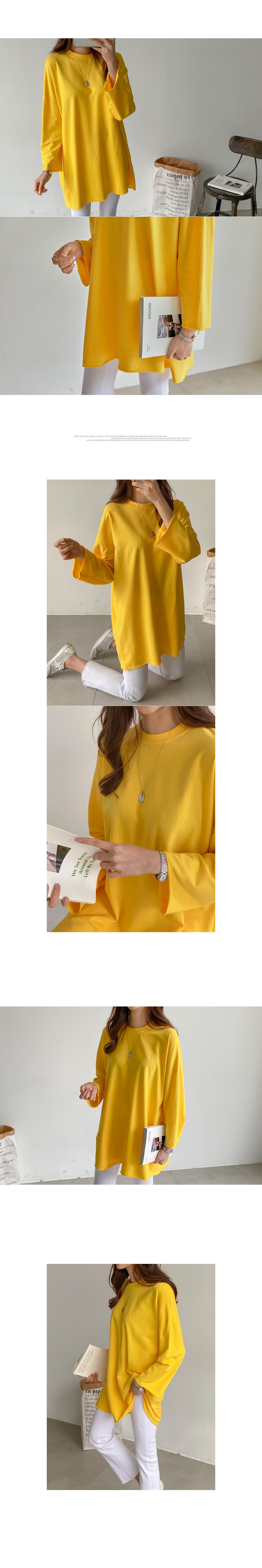 Colorful Boxy Boxy-fit T-shirt #108852