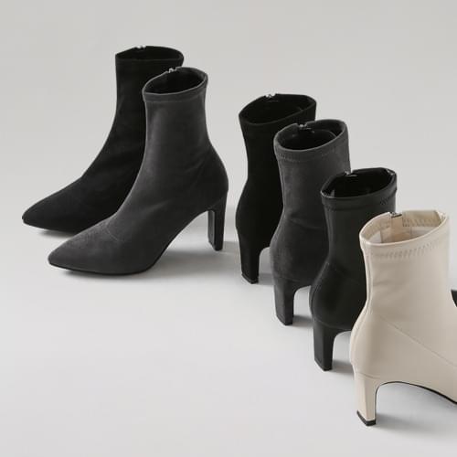 Kael stiletto high heel Socks boots