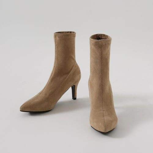 Helen stiletto Socks boots